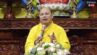 (LIVESTEAM) TT. THÍCH ĐỒNG TRÍ giảng trong lễ sám hối chùa Giác Ngộ (05/01/2019)