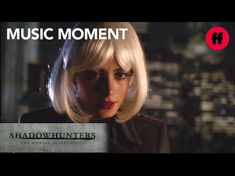 "Ruelle - ""Monsters"" Music | Shadowhunters Season 1, Episode 1 | Freeform"