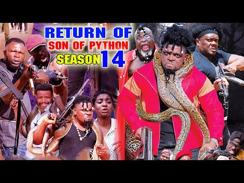 RETURN OF SON OF PYTHON SEASON 14- NIGERIAN MOVIES 2020 LATEST FULL  MOVIES
