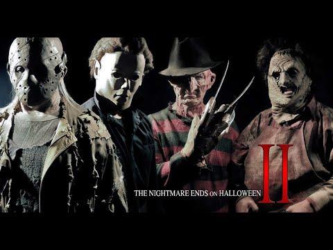 Freddy Vs Jason Vs Chucky Vs Michael Myers Vs Pinhead Friday the 13th Specia...
