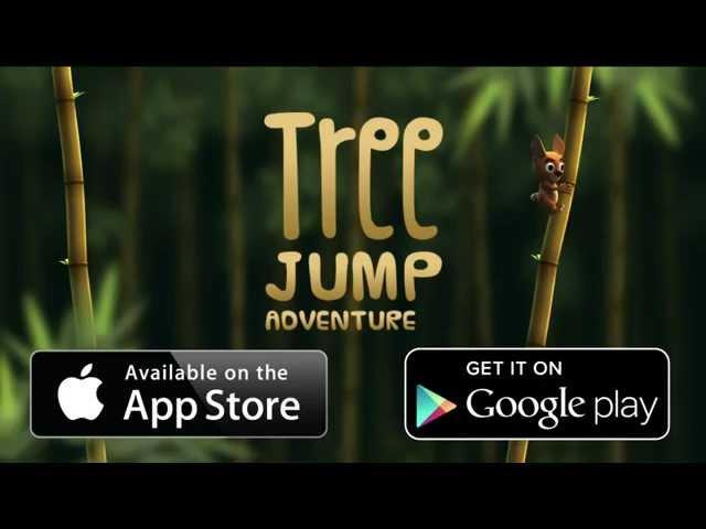 Tree Jump Adventure Game Trailer