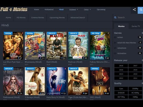 Top 5 Site For Download New Bollywood Movies Pc