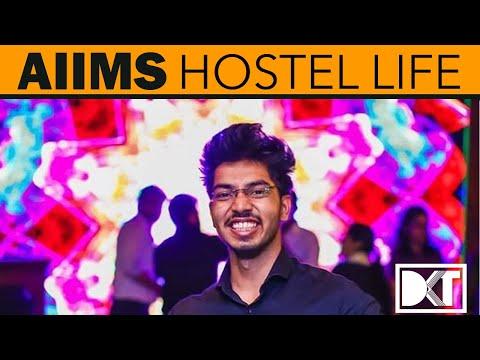 AIIMS Hostel Life | कैसी है एम्स की हॉस्टल लाइफ  | By Aryan Singh | MBBS Student, AIIMS New Delhi