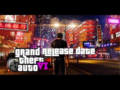 GTA 6 RELEASE DATE!!! (Clickbait) Warning Flashing lights