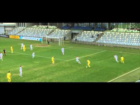 U21: Na Bonifiki slavili Ukrajinci