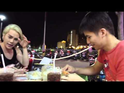 กินแปลก - วิดีโอที่สร้างด้วยแอ็พ Socialcam: http://socialcam.com.