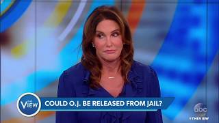 Video Could O.J. Simpson Be Released From Jail? | The View MP3, 3GP, MP4, WEBM, AVI, FLV Juni 2018