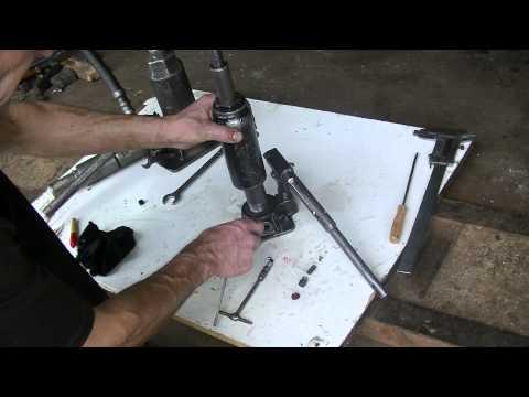 Отремонтировать гидравлический домкрат своими руками