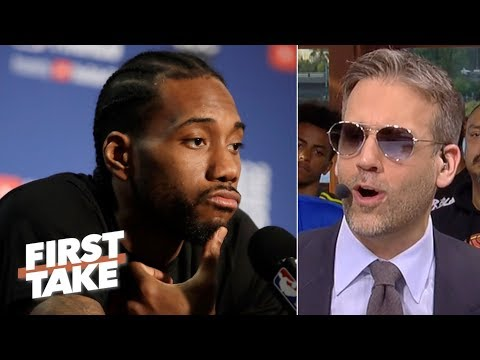 'Kawhi is getting his software updated' – Max expects the 'cyborg' to dominate Game 6 | First Take