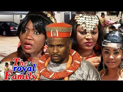 ROYAL FAMILY 1&2 - Mercy Johnson 2019 Latest Nigerian Nollywood Movie ll African Trending Movie HD