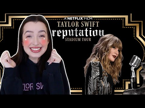 LET'S GO TO THE REPUTATION STADIUM TOUR!