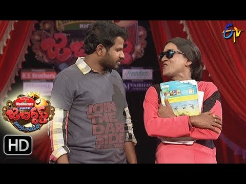 Hyper Aadi, Raijing Raju Performance | Jabardasth | 9th November 2017