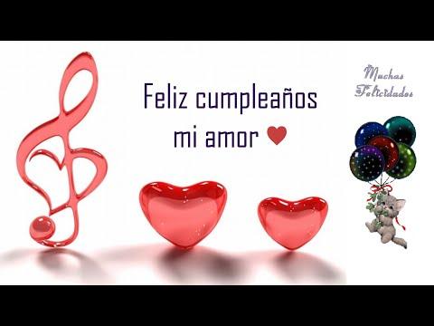Frases românticas - FELIZ CUMPLEAÑOS - ROMÁNTICO  Corazones