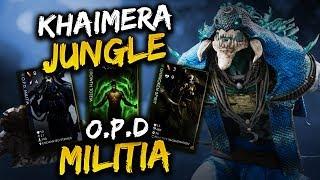 Paragon Khaimera Gameplay - OPD MILITA?!