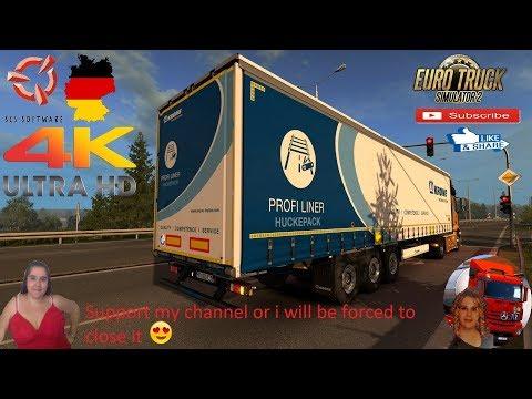 Reworked Krone ProfiLiner v1.2 1.36