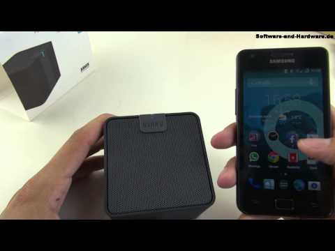 Anker MP141 Mobiler Tragbarer Bluetooth 4.0 Lautsprecher - Test - Review