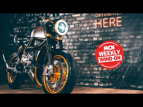 MCN's Weekly Wind-On Episode 19 | Langen Two Stroke debut