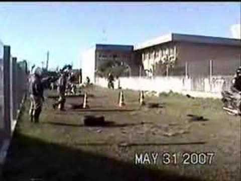 Treinamento de Pilotagem para Policiais Motociclistas
