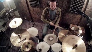 Video Sunday Session - the loop (vladis drums practice)