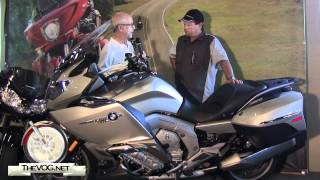 3. BMW Motorcycles: 2012 BMW K 1600 GTL Motorcycle Rider Review