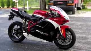 7. Pre-Owned 2012 Ducati 848 EVO Corse SE at Euro Cycles of Tampa Bay