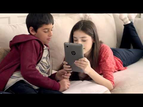 HP Slate 7 Plus Commercial
