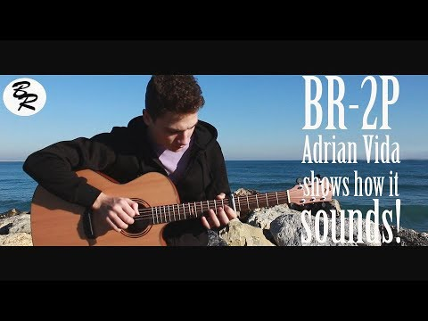 The BR-2P - Adrian Vida shows you how it sounds