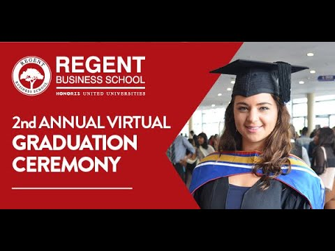 REGENT BUSINESS SCHOOL Virtual Graduation 2020