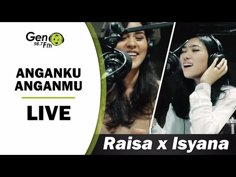 gratis download video - Raisa-x-Isyana--Anganku-Anganmu-LIVE-RAISYANA