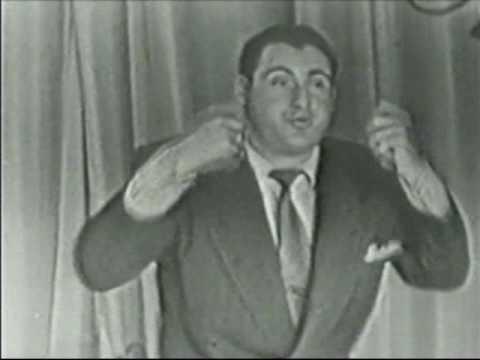 SID CAESAR: The Punching Bag [MONOLOGUE] (ADMIRAL BROADWAY REVUE, Jun 3 1949)