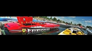 Hawkesbury (ON) Canada  City pictures : POWER BOATING CANADA HAWKESBURY 2013 part II