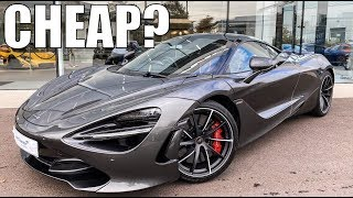 BUYING A USED MCLAREN 720s NEXT YEAR? by Supercars of London