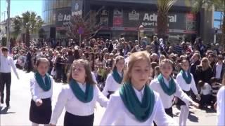 Παρέλαση για την 25η Μαρτίου στη Ραφήνα