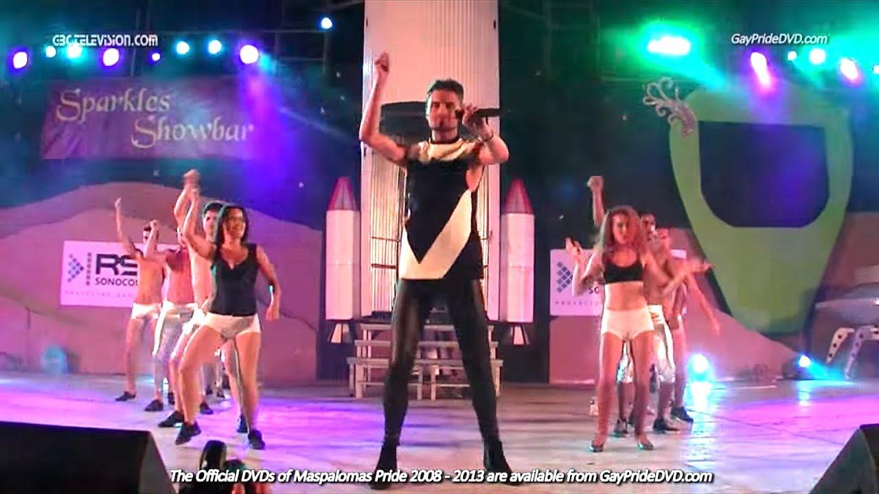 Maspalomas Pride 2013: Rylan
