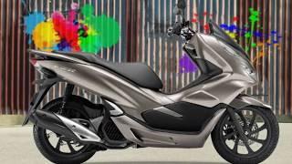 9. Honda pcx 150 2019