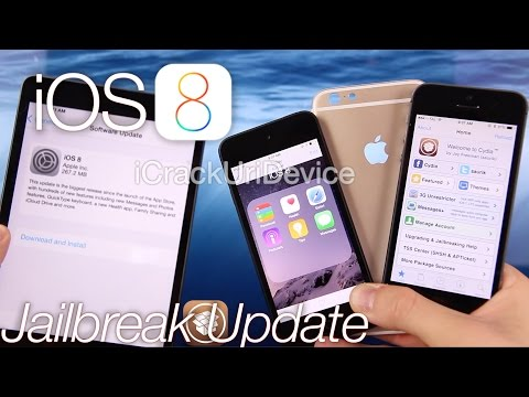 state of jailbreak - WATCH FIRST For More Jailbreak Updates, Follow Me On Twitter: http://twitter.com/#!/iCrackUriDevice iOS 8 Untethered Jailbreak patched by way of Apple's 8.0 firmware update. Complete details...