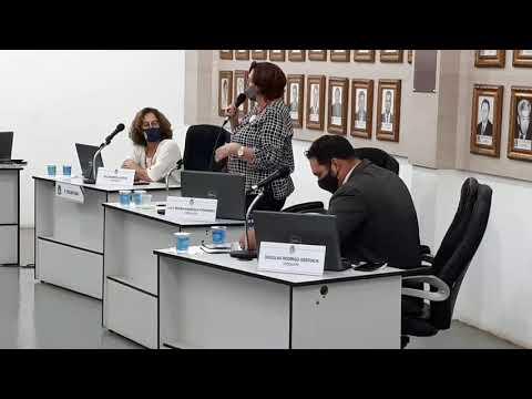 7ª Sessão Extraordinária de 2021 - deliberação de projetos do Poder Executivo Municipal, em caráter de urgência.