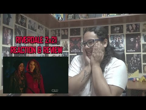 "Riverdale 2x21 REACTION & REVIEW ""Chapter Thirty-Four: Judgment Night"" S02E21 