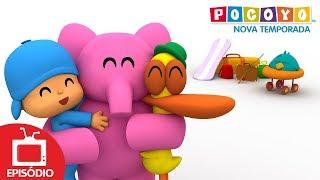 Pocoyo português Brasil - Pocoyo- Férias (S04E01)
