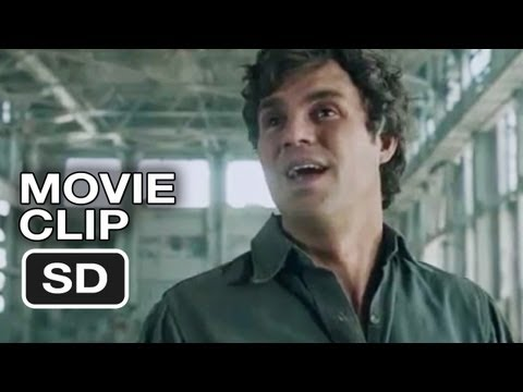 The Avengers Movie CLIP - Bruce Banner Deleted Scene (2012) - Marvel Movie Video