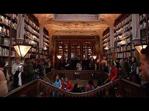 Πόρτο: Το διάσημο βιβλιοπωλείο Λέλο