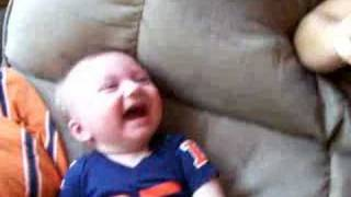 Baby With A Sense Of Humor