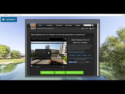 Website Box Plugin of Panotour Pro 2