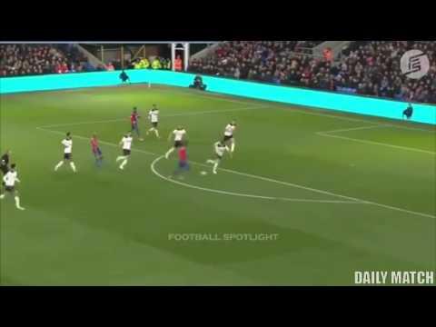 Crystal Palace vs Tottenham Hotspur  0-1 Full time scores