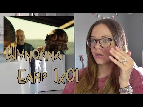 Wynonna Earp 1x01 Reaction