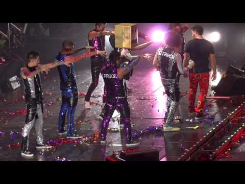LMFAO - Party Rock Anthem Live 2012 @ Prudential Center / Newark, NJ, 20120629