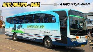 Video 5 BUS AKAP Trayek Terjauh khusus Lintas Jawa, Bali dan NTB MP3, 3GP, MP4, WEBM, AVI, FLV September 2018