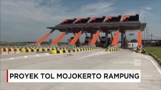 Mojokerto Indonesia  city photo : Sempat Tertunda 2 Tahun, Proyek Tol Mojokerto Akhirnya Rampung