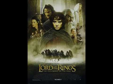 The Fellowship Of The Ring Soundtrack-18-May It Be