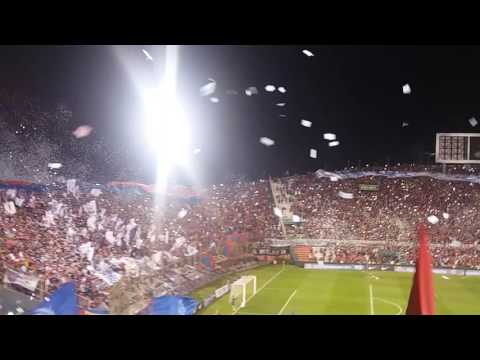Recibimiento Cerro Porteño vs Santa Fe - LMHDP - La Plaza y Comando - Cerro Porteño
